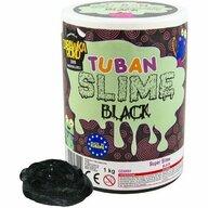 Tuban - Super Slime Negru 1kg  TU3115