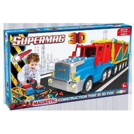Supermag - Jucarie 3D cu magnet Camion