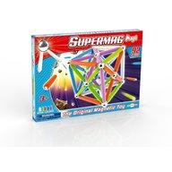 Supermag - Maxi Neon - Set constructie 92 piese