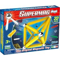 Supermag - Maxi One Color - Set constructie 22 piese