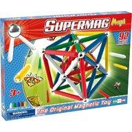 Supermag - Maxi Primary - Set constructie 92 piese