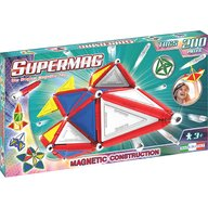 Supermag - Set constructii Tags Primary, 200 piese