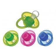 Minut Baby - Suzeta silicon 0+, 3+, diverse culori