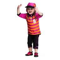 Costum de baie Sport pink marime 86- 92 protectie UV Swimpy