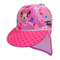 Sapca Minnie Mouse 4-8 ani protectie UV Swimpy