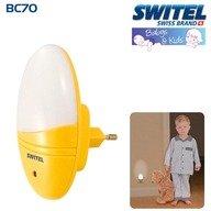 Switel Lampa de veghe cu senzor de lumina BC70