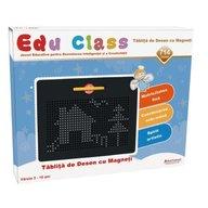 EDU CLASS - Tablita de desen cu magneti 714 piese