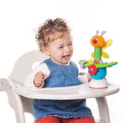 Taf Toys Jucarie pentru scaun de masa Amicul rotitor