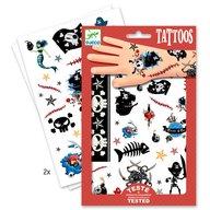 Djeco - Tatuaje Pirati