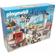 Playmobil - Terminal de incarcare marfa