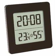TFA - Termometru si higrometru digital cu ceas si alarma TFA 30.5038.01