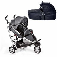TFK  Carucior 2 in 1 Buggster S Black/Grey