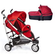 TFK Carucior 2 in 1 Buggster S Cranberry