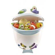 Thermobaby - Suport pentru pastrarea jucariilor si a samponului Bubble Fish Celadon Green