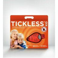 Tickless - Repelent ultrasonic anticapuse pentru copii, Orange