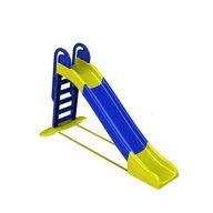 MyKids - Tobogan 243 cm , Blue/Yellow