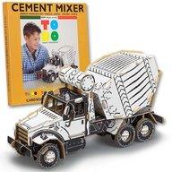 ToDo - Joc creativ 3D Cement Mixer