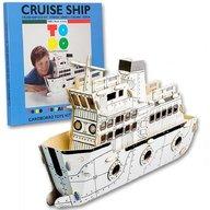 ToDo - Joc creativ 3D Cruise Ship