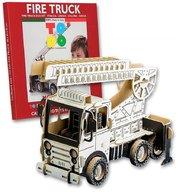 ToDo - Joc creativ 3D Fire Truck