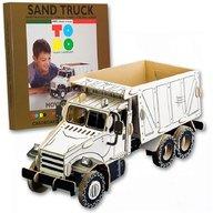 ToDo - Joc creativ 3D Sand Truck
