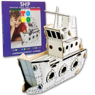 ToDo - Joc creativ 3D Ship