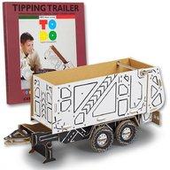 ToDo - Joc creativ 3D Tipping Trailer