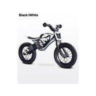 Toyz Bicicleta de lemn ENDURO Black/White
