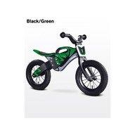 Toyz Bicicleta de lemn ENDURO Green/black