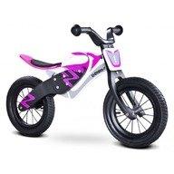 Toyz Bicicleta de lemn ENDURO Purple