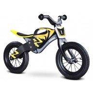 Toyz Bicicleta de lemn ENDURO Yellow