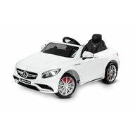 Toyz - Mercedes-Benz S63 amg 12V White cu telecomanda