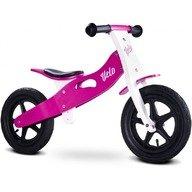 Toyz Bicicleta de lemn fara pedale VELO Purple