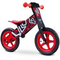 Toyz Bicicleta de lemn fara pedale ZAP Red