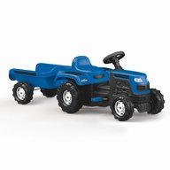 DOLU - Tractor cu remorca, Albastru