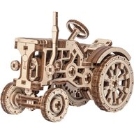 Wooden City - Puzzle 3D Tractor , Puzzle Copii , Mecanic, piese 164