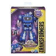 Hasbro - Figurina Robot Cyberverse deluxe Soundwave , Transformers