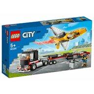 LEGO - Set de constructie Transportor de avion ® City, pcs  281