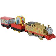 Fisher Price - Tren Golden Thomas by Mattel Thomas and Friends