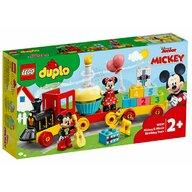 LEGO - Set de joaca Trenul aniversar Mickey si Minnie ® Duplo, pcs  22