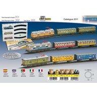 Pequetren - Trenulet electric de calatori, colorat