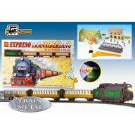 Pequetren - Trenulet electric calatori, Expresul Transiberian