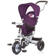 Chipolino - Tricicleta cu copertina si sezut reversibil MaxRide Purple