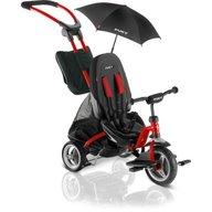 Puky - Tricicleta cu maner, Rosu