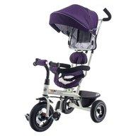 EuroBaby - Tricicleta cu scaun rotativ T306E-1 Violet