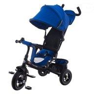 EuroBaby - Tricicleta T306F Albastru