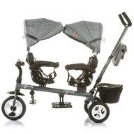 Chipolino - Tricicleta gemeni Apollo Ash
