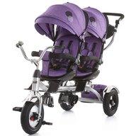 Chipolino - Tricicleta gemeni Tandem Purple