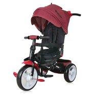 Lorelli - Tricicleta JAGUAR EVA Wheels, Red & Black Luxe