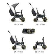 Doona - Tricicleta Liki Trike S5 Nitro, Black