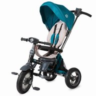 Coccolle - Tricicleta multifunctionala 4in1 cu sezut reversibil Velo Air Verde